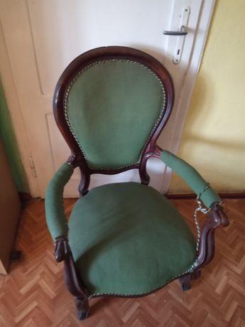 Zabytkowy fotel sprzedam