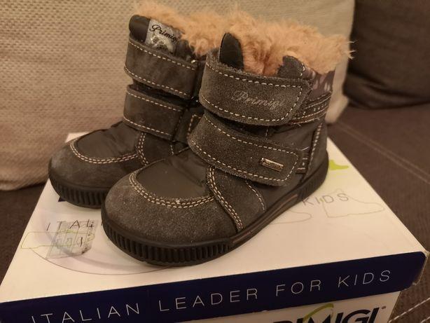 Buty zimowe dziecięce Primigi r.24