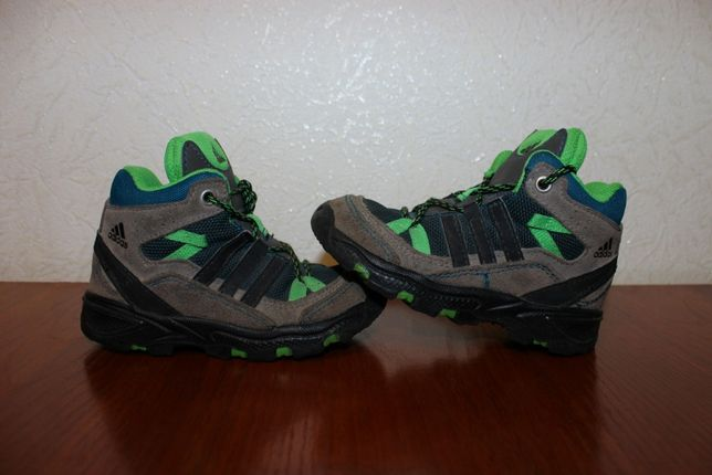 ботинки Adidas Flint II Mid оригинал
