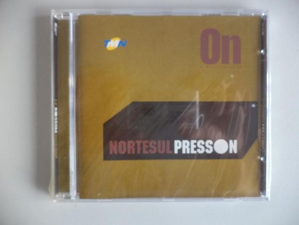 4 CDs Áudio PressON