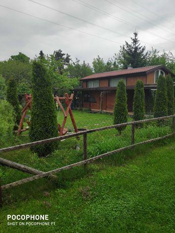 Działka ROD 375mkw z domkiem