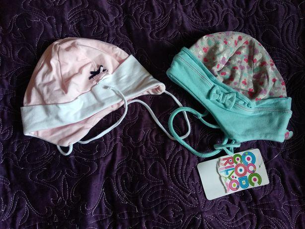 Nowe! Śliczne czapeczki / czapki dla dziewczynki Cocodrilo