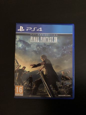 PS4 Final Fantasy XV Day One Editions