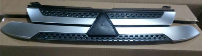 Mitsubishi Outlander 2019-2020 Аутлендер Решетка радиатора
