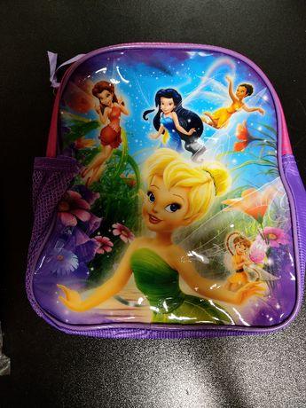 Plecak dla przedszkolaka Wróżki firmy PASO, TANI
