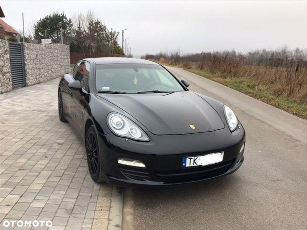 Porsche Panamera 3.6 300KM Black Edition*aktywny wydech*Pneumatyka*stan idealny