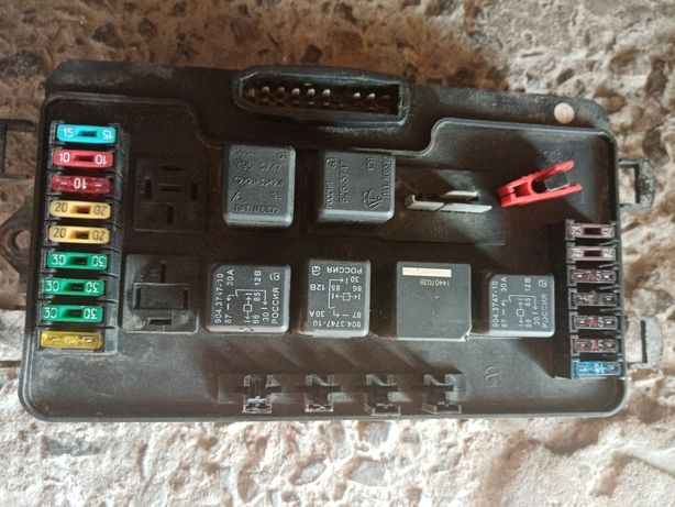 Блок предохранителей на Ваз2109 инжектор