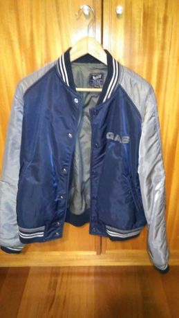 blusão Gas, tipo baseball jacket