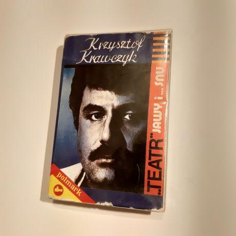 Krzysztof Krawczyk Teatr jawy i snu kaseta