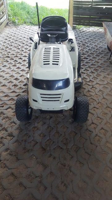 Traktorek traktor kosiarka z koszem MTD DL92T