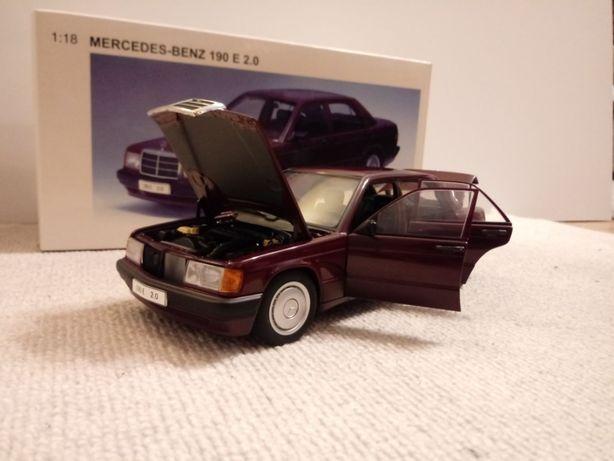 Mercedes 190e 2.0 Autoart 1/18