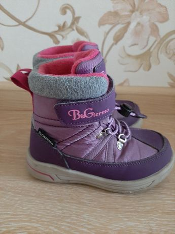 Качество 1000% Термо ботинки B&G termo