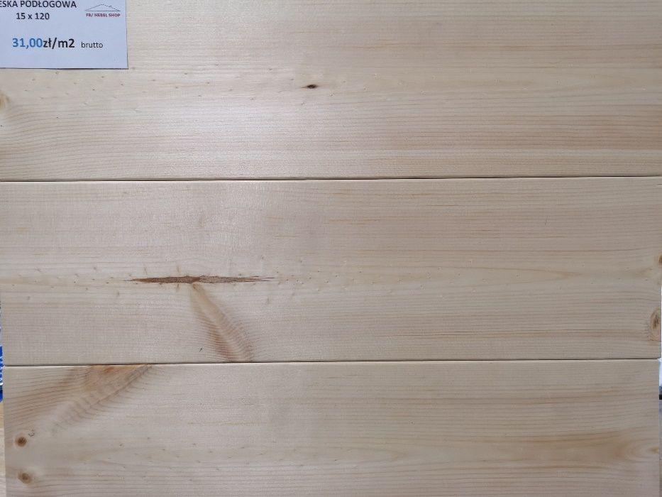 Deska Podłogowa 15x120 Rokocin - image 1