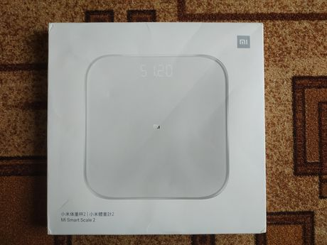 смарт-ваги Xiaomi Mi Smart Scale 2