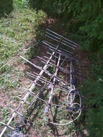 Oddam 4 anteny