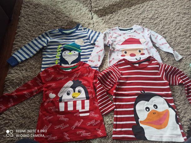 Bluzeczki  świąteczne