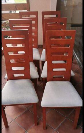 Krzesła drewniane do kuchni, jadalni