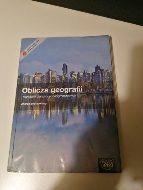 Podręcznik oblicza geografii dla szkół ponadgimnazjalnych