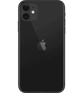 Apple iPhone 11 64GB Black Livre