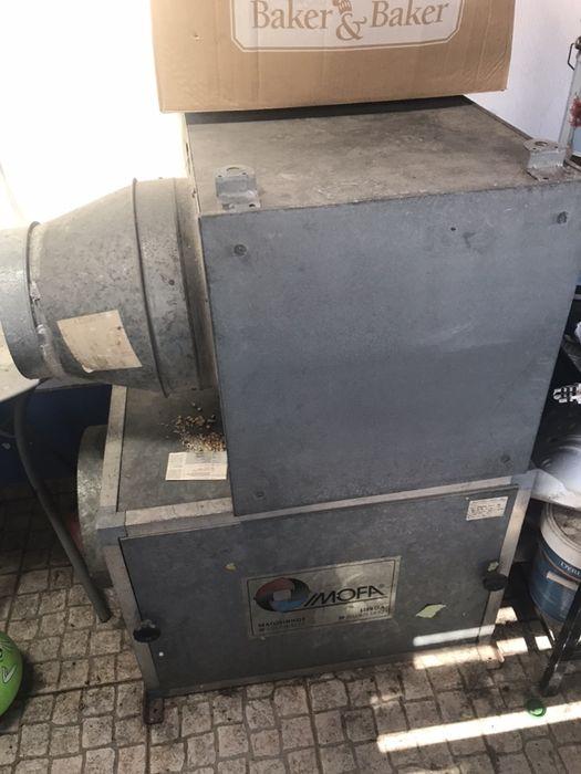 3 extratores de fumos ,ar e tintas Vila Nova de Milfontes - imagem 1