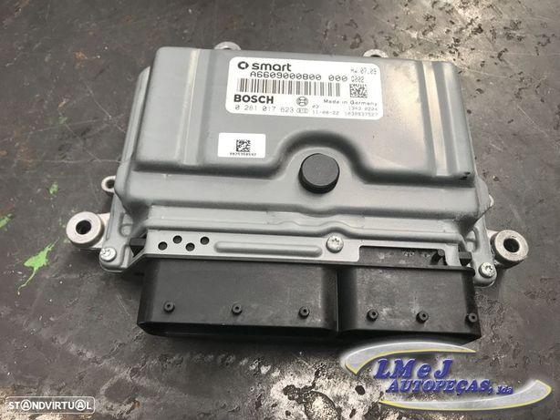 Centralina do motor Usado SMART/FORTWO Cabrio (451)/0.8 CDi (451.401)   08.09 -...