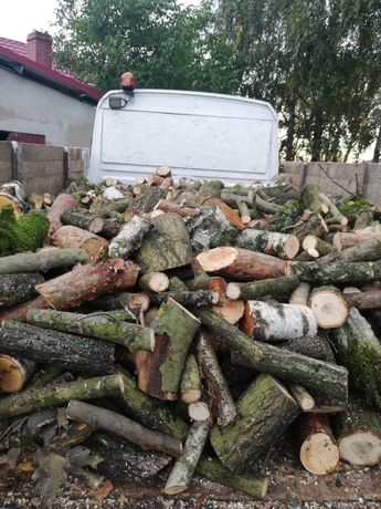 Sprzedam drewno. 100 zł metr przestrzenny