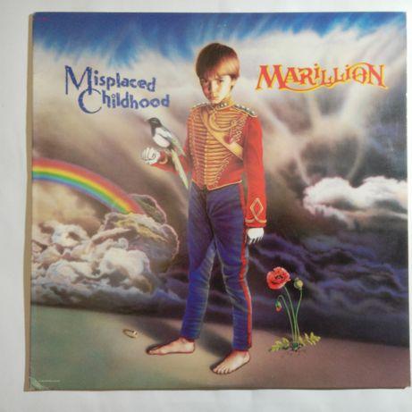Marillion – Misplaced Childhood-1985 USA (Capitol Records)