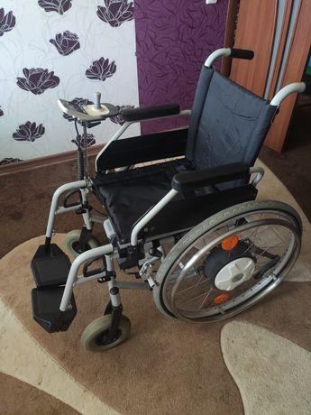 Alber E-fix инвалидная коляска
