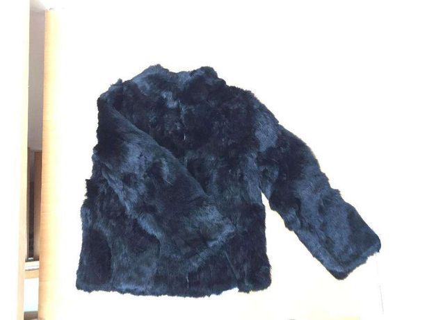 casaco pele natural