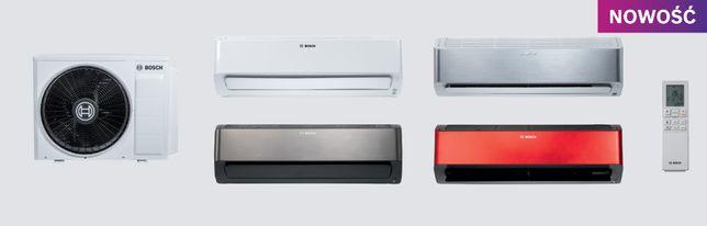 Klimatyzacja – sprzedaż, montaż, serwis.