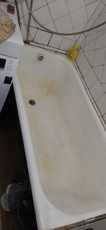 Ванна чугунная б/у