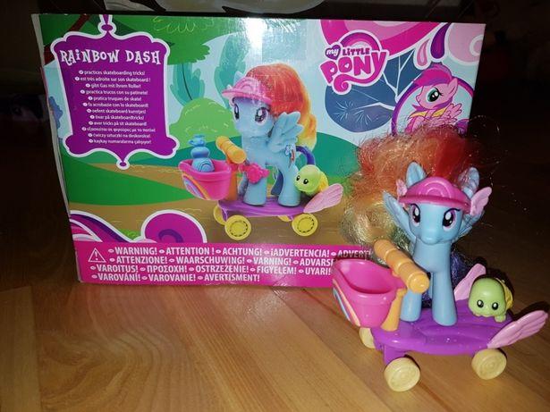 Kucyk pony Rainbow dash