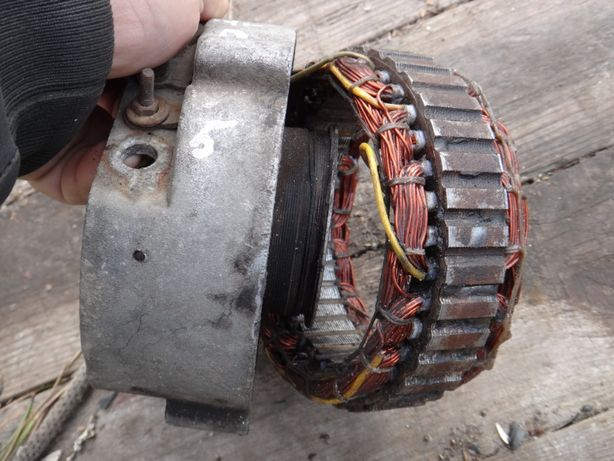 Обмотка генератора джек 1020 JAC 1020