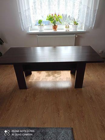 Duży stolik do pokoju