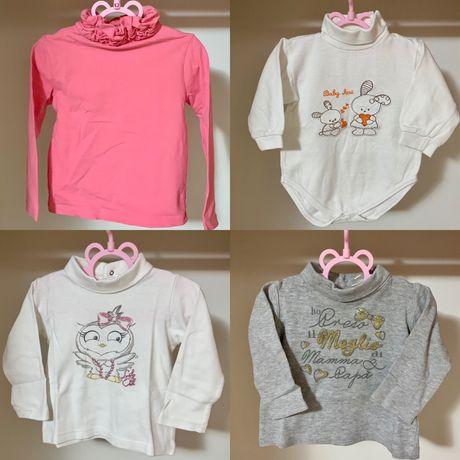 Гольф свитер кофта на девочку 86-96 ( 1-2 года)