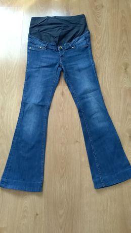 Spodnie ciążowe H&M mama r. 40