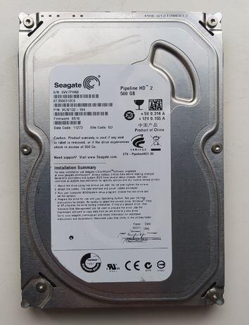 """Жорсткий диск 3,5"""" 500 Гб Seagate ST3500312CS"""