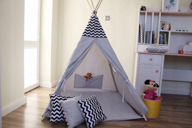 TIPI namiot dla dzieci, wigwam, tepee