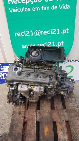 Motor NISSAN Almera N15 1.4 gasolina 87 cvs