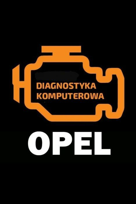 Diagnostyka komputerowa Opel programowanie ECU Poznań - image 1