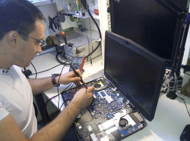 Ремонт компьютеров ПК и ноутбуков в Мариуполе.