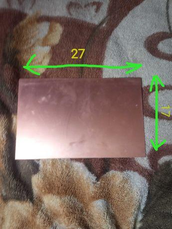 двухсторонний стеклотекстолит 1.5мм