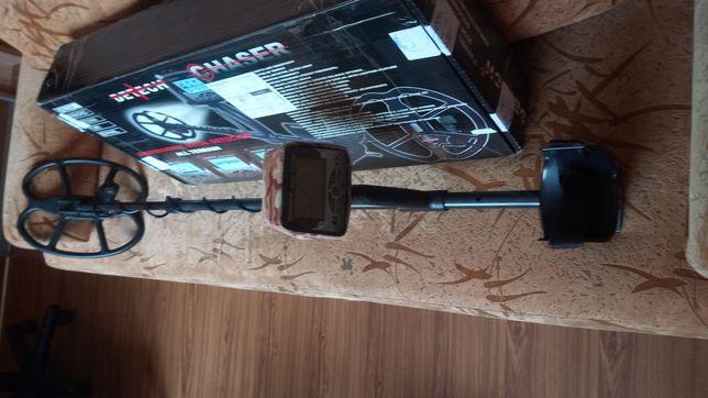 Металлоискатель Detech Chaser 14кГц