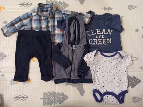 Пакет одежды для мальчика 3-6 месяцев Next, gap, reserved, Mothercare