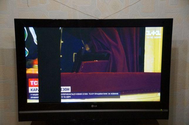 Телевизор LG 42PC51,42д,не рабочий на запчасти