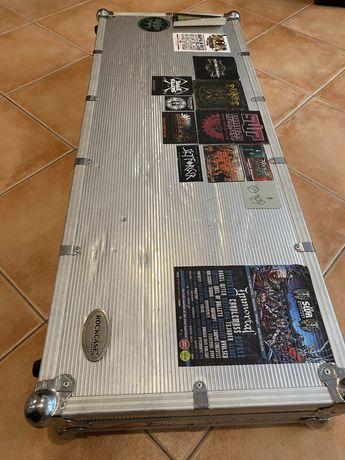 Rockcase professional flight case guitarra