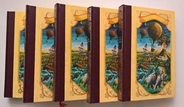 Cinco Semanas em Balão - Julio Verne (Amigos do Livro Editores)