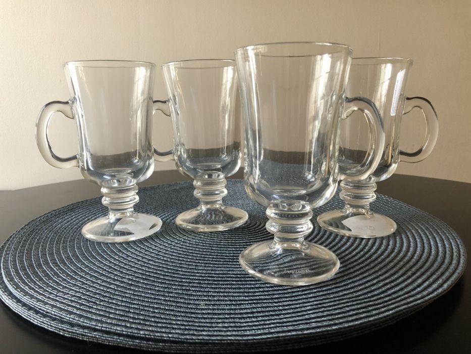 Набор бокалов стаканов чашек для латте Вишневое - изображение 1