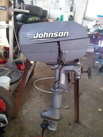Silnik Johnson 4 km stopa M 2 cyl