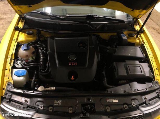 Motor Seat Toledo Leon 1.9Tdi 150cv ARL Caixa de Velocidades Arranque + Alternador